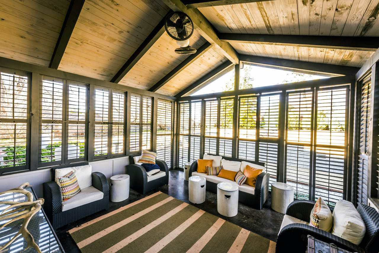 Outdoor living janacek remodeling for Sun porch additions