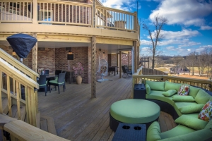 Large-Deck Remodel in NWA