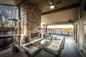 Outdoor-fireplace In Northwest AR